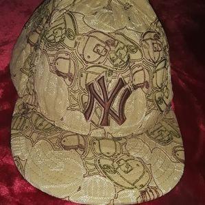 New York Yankees MLB New Era Fitted Baseball Hat